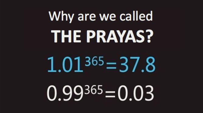The Prayas India Motivational Poster