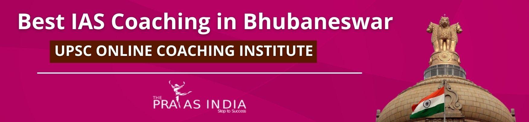 Best IAS Coaching in Bhubaneswar